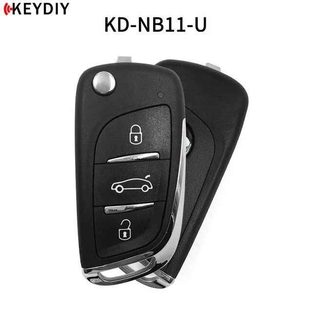 5 قطعة ، KEYDIY الأصلي KD900/KD X2 مفتاح مبرمج NB11/NB11 2 العالمي متعدد الوظائف DS نمط البعيد لجميع B وسلسلة NB