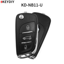 5pcs,KEYDIY Original KD900/KD X2 Key Programmer NB11/NB11 2 Universal Multi functional DS Style Remote For All B And NB Series