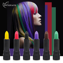 Best Selling New Bright Hair Coloring Rod Environmental Quality One-Time Fast Dyed Pen Dyeing Stick Lasting Does Not Fade