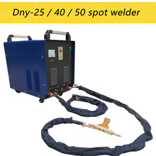 Dny-25 / 40 / 50 Portable Portable Thin Plate Welding Spot Welder Portable Portable Spot Welder for Sheet Metal Welding