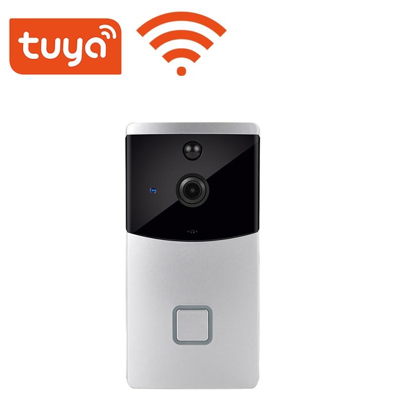 Tuya 1080P wireless doorbell camera doorbell with camera wifi battery camera system ring doorbell wireless video doorbell tuya