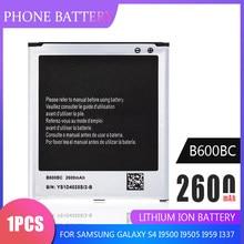 2600mAh B600BC B600BE Baterias de Iões de lítio Para Samsung Galaxy S4 i9500 i9505 i959 i337 i545 e330s i9295 Bateria Do Telefone de Substituição