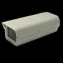 Wewnętrzna zewnętrzna kamera telewizji przemysłowej dom bezpieczeństwa kamera monitorująca obudowa aluminiowa szara kamera Protect Case 330*115*90MM