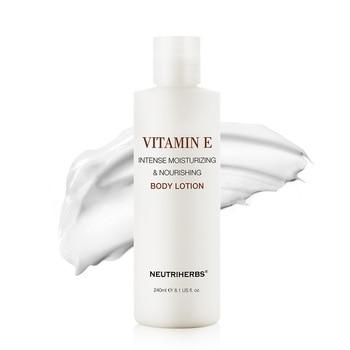Neutriherbs Vitamin E Body Lotion Collagen Milk Bleaching  Body Cream Whitening Moisturizing Lightening Cream 8.1 fl.oz 1