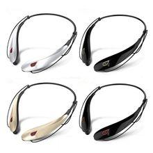 цена на Bluetooth Headset Neckband Stereo Sport Earphone Wireless Mobile Music Handsfree Headphone  X6HA
