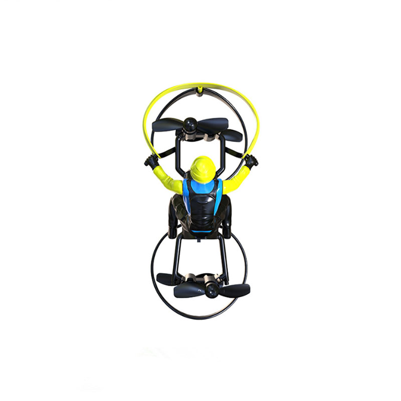 UDIRC U66 Flying Trapeze 2.4G 4CH With Headless Mode Aititude Hold Mode 7 Minutes Flying Time RC Drone Quadcopter for Children