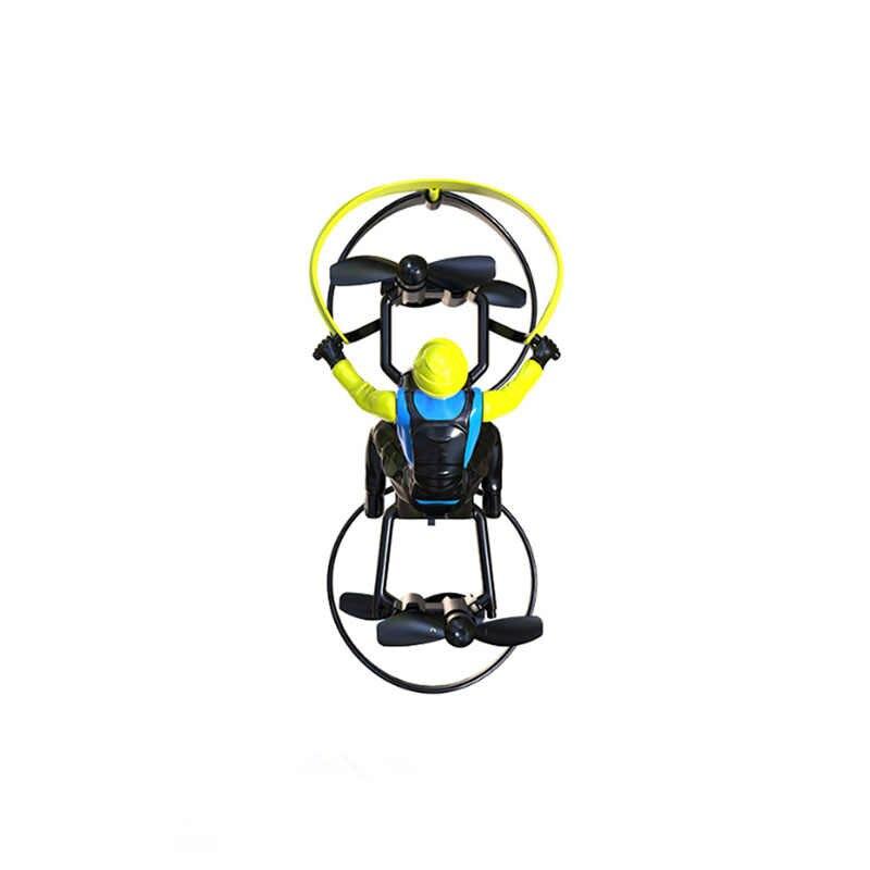 Udirc U66 フライングブランコ 2.4 グラム 4CH ヘッドレスモードで aititude ホールドモード 7 分飛行時間 rc ドローン quadcopter 子供のための