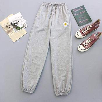 Pencil Pants Women Summer Loose Casual Sweatpants New 2020 Fashion Korean Style Comfortable High Waist Trousers Woman P515