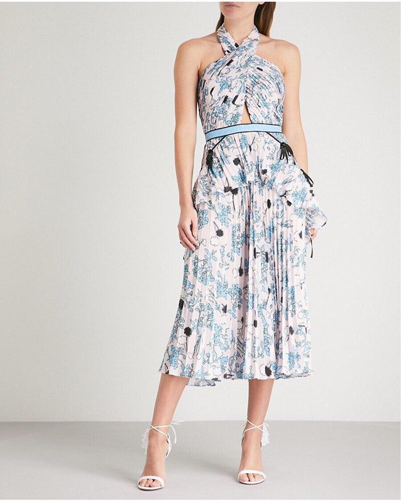 2019 جديد وصول عالية الجودة فستان طويل-في فساتين من ملابس نسائية على  مجموعة 1