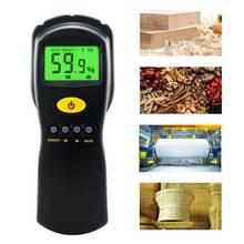 As981 Бесконтактный измеритель влажности древесины цифровой