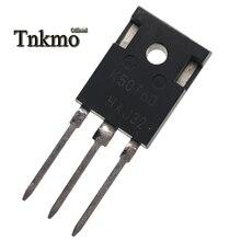 10PCS 20PCS IKW50N60T TO 247 K50T60 TO247 IKW50N60 50N60 Transistor IGBT 50A 600V N channel nuovo e originale
