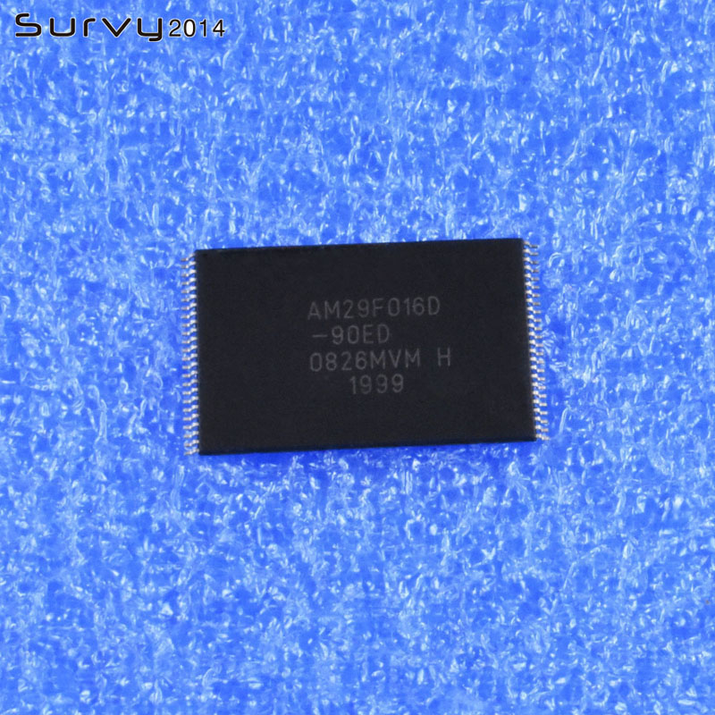 1/5 pieces of high-quality AM29F016D-90ED TSOP-48 29F016D-90ED 29F016D <font><b>29F016</b></font> electronic product diy electronics image