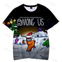 Новинка футболка для игр женский милый летний топ детские футболки