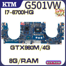 G501v для asus n501vw g501vw g60v ux501v ux501vw Материнская