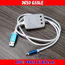 DCSD Cable / dcsc cable Engineering Serial Port Cable to Enter Purple Screen foriPhone 7/7P/8/8P/X iPad to Write Data to SysCfg