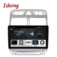 Multimedia Player Android Radio 307CC Idoing 307SW Peugeot 307 Navigation-Head-Unit 64G