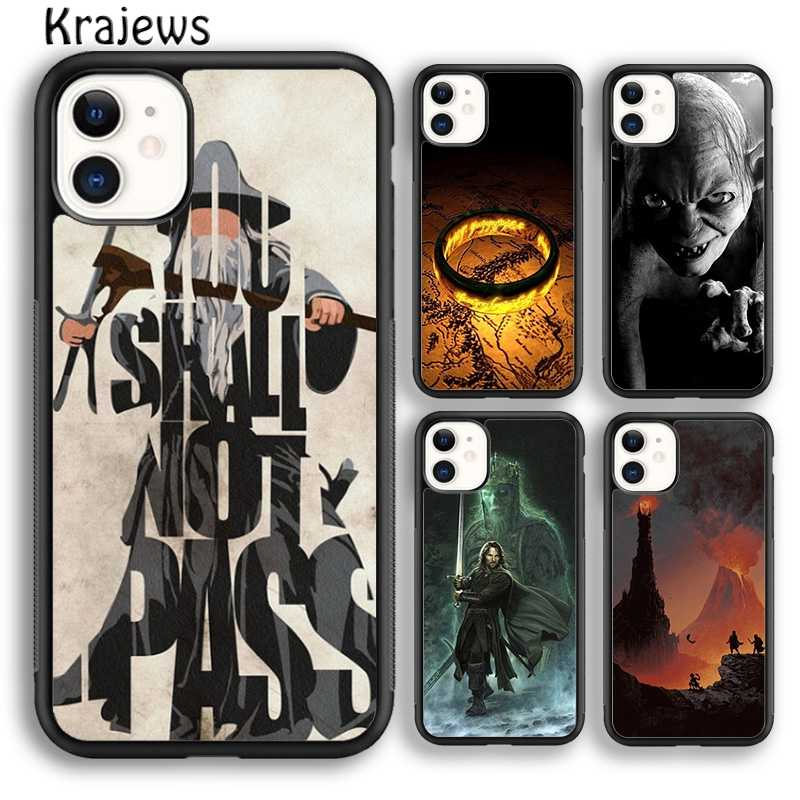 cover iphone se lord of the rings