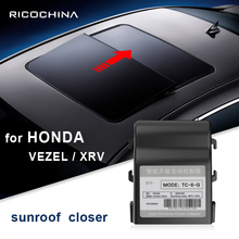 Auto sunroof close for HONDA VEZEL XRV Automatic closing device of automobile Car smart