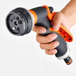 Watering Gun Garden Nozzle Hose Nozzle Adjustable Nozzle Water Gun Lawn Hose Multifunction Garden High Pressure Sprayer