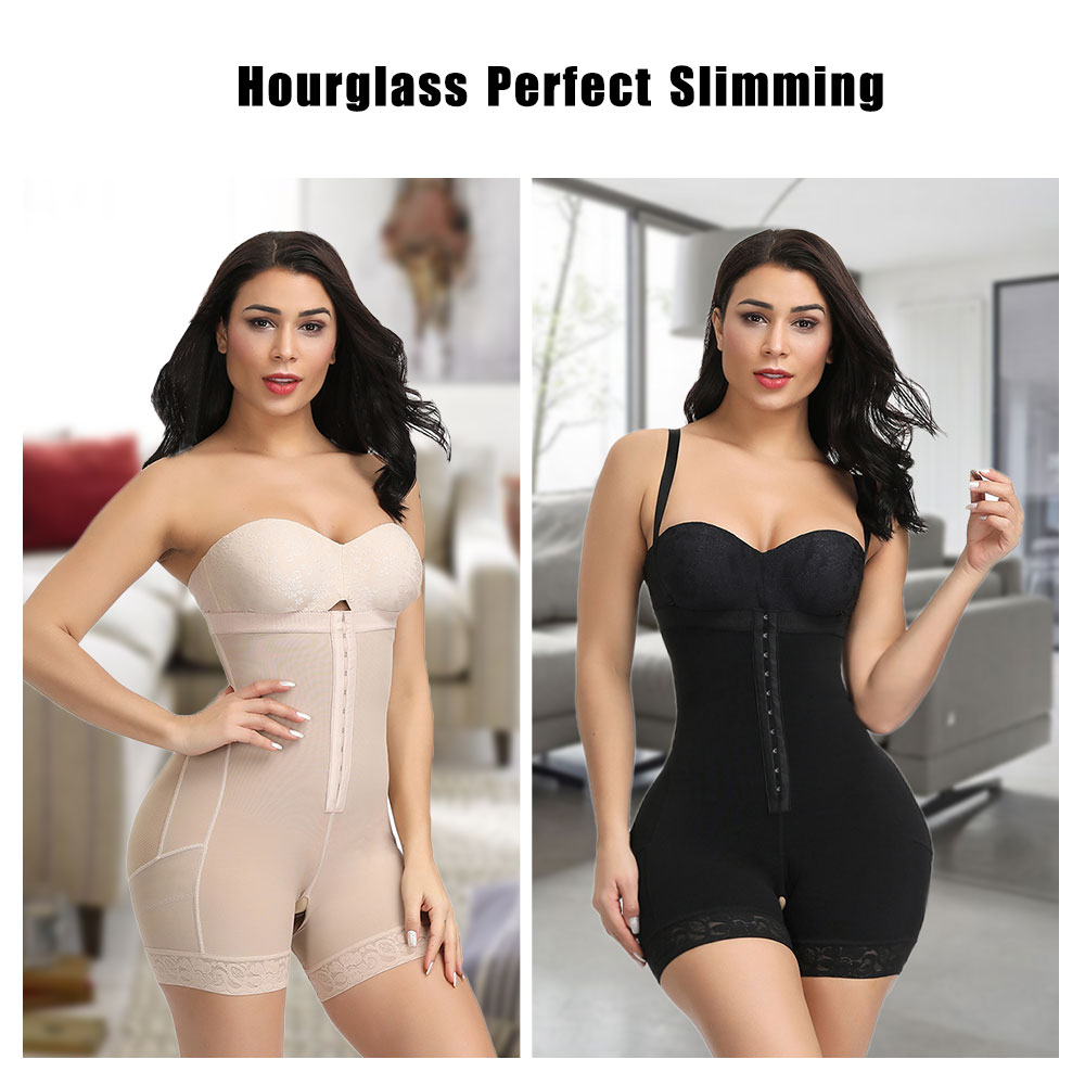 That's why it's a good idea to purchase your shapewear after the first fitting