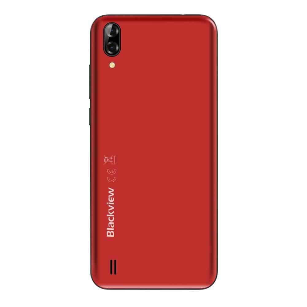 Blackview A60 Smartphone 4080mAh pil 19:9 6.1 inç çift kamera 1GB RAM 16GB ROM cep telefonu 13MP + 5MP kamera