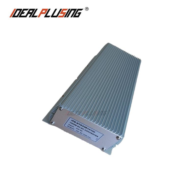 20~40V 24v to 48V dc voltage regulator 40A boost dc dc converter module power adapter