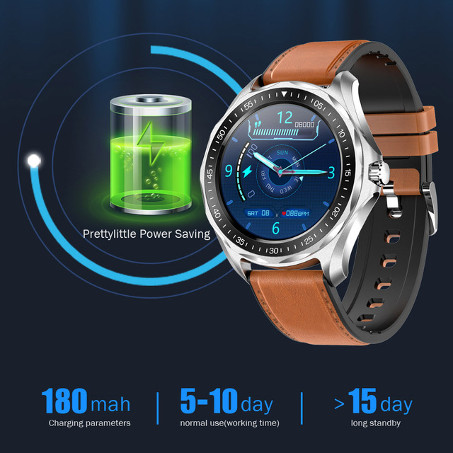 S09 plus Smart Watch IP68 Waterproof Heart Rate Fitness Tracker 6
