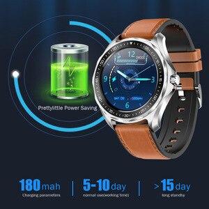 Image 5 - S09plus inteligentny zegarek mężczyźni IP68 wodoodporny pulsometr sportowy inteligentny zegar dla Android IOS inteligentny zegarek Bluetooth 5.0