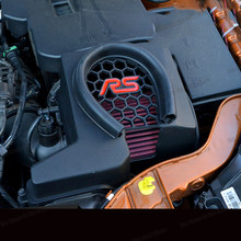 Lsrtw2017 автомобильный двигатель RS Впускное отверстие крышка теплоизоляция планки для Ford Kuga Escape Focus Mk3 Mk2 2008-2019 2015 2016 2017 2018