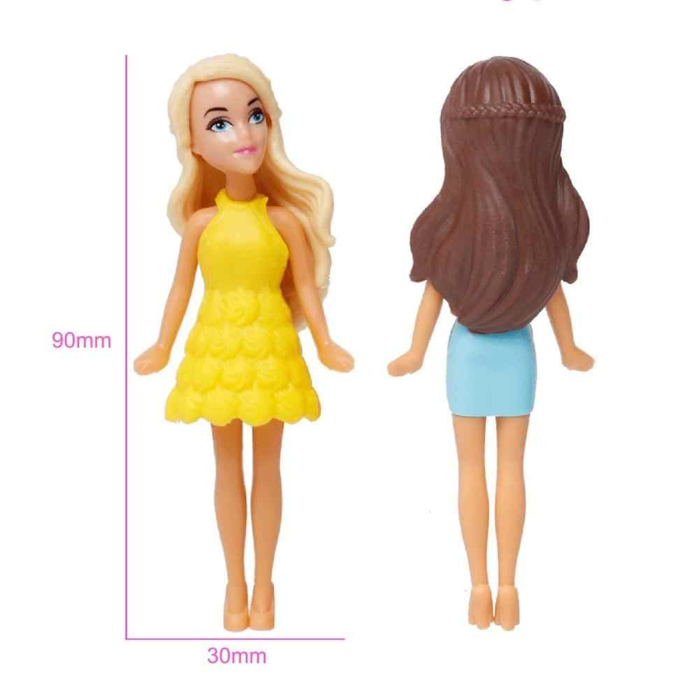 Hot Dolls lol Playhouse Girl Magic Egg Ball Doll Toy Beautiful baby Dress Up Costume Role Play Figure Toys For Girl Child Gift