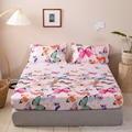 Bonenjoy 1 шт. чехол для матраса с эластичным одноразмерным простынем для двуспальной кровати в стиле бабочки постельное белье для взрослых