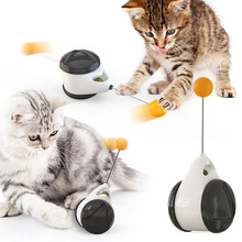 Jouets interactifs Non électriques pour chats, gobelet à herbe-aux-chats, chaton, Balance Interactive, jouet pour animaux de compagnie, produits amusants