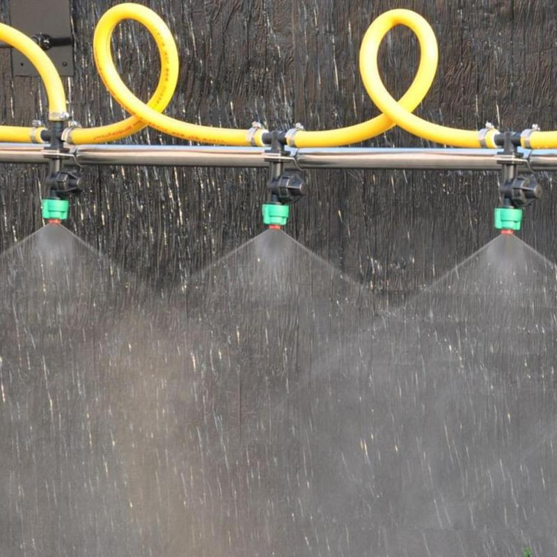 10pcs Agriculture Pesticide Sprayer Fan Nozzle Pipe Garden Plant Farm Tools|Sprayers| |  - title=