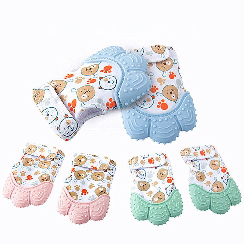 baby gum gloves silicone gloves//gift baby autumn molars Baby products