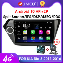 2Din Android 8.1 4G+WiFi Car Radio Multimedia DVD Player GPS Navigation for Kia RIO 3 2011-2016 Stereo 2.5D+IPS 2G+32G Head Unit