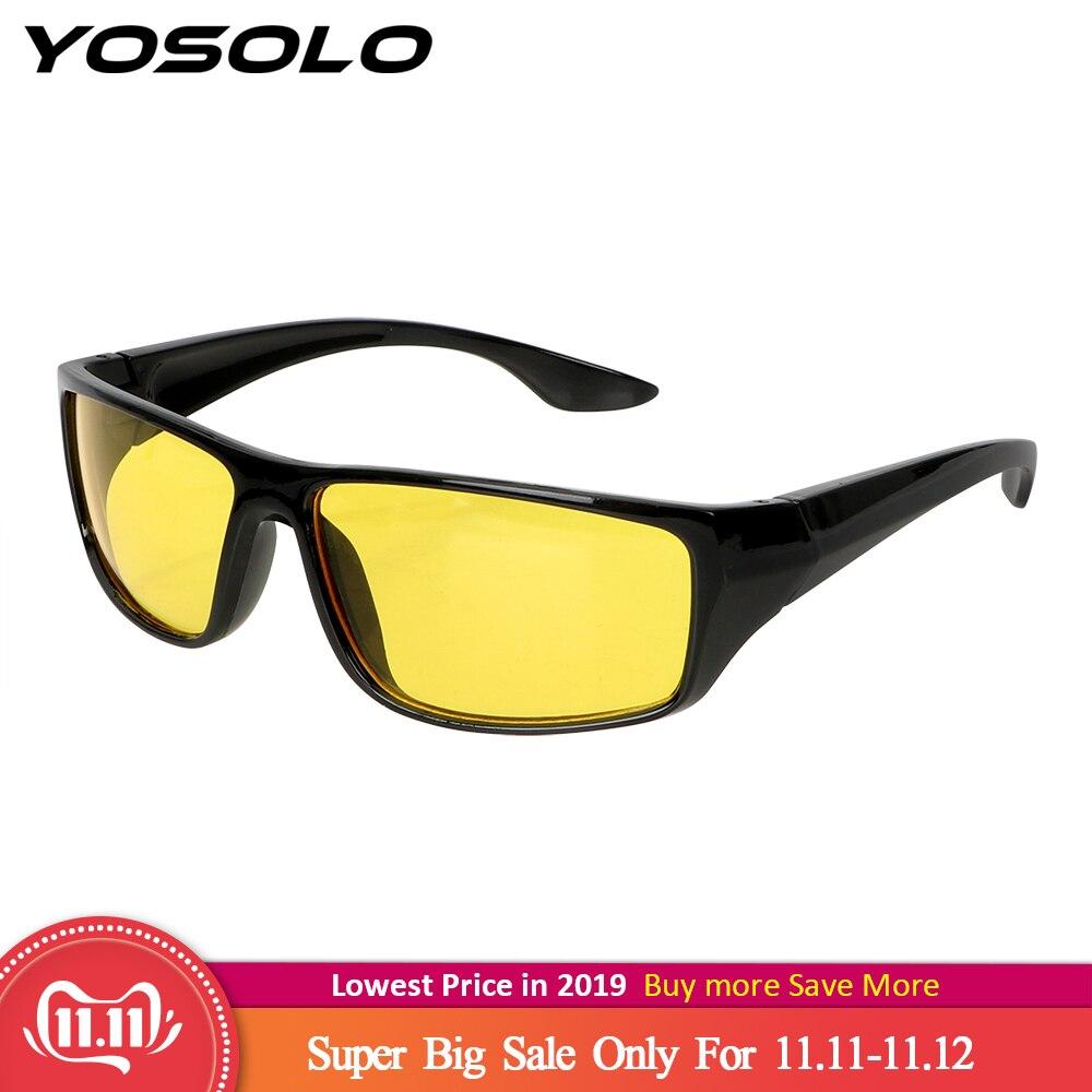 YOSLO UV Protection Motorcycle Glasses Eyewear Unisex Motocross Bike Goggles Wind Resistant Outdoor Sports Riding Sunglasses