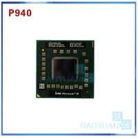 Processeur d'unité centrale pour ordinateur portable AMD P940 HMP940SGR42GM 1.7GHz 2 mo Quad Core Socket S1 (S1g4) PGA638