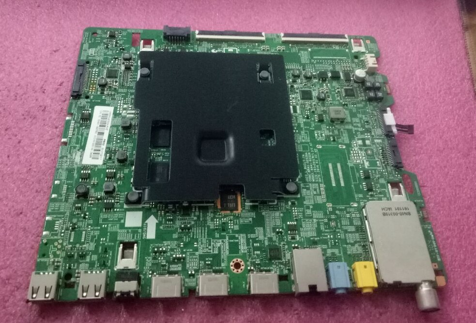 Good Test Work Original For Samsung Main Board UA55KU6310JXXZ BN41-02528A BN41-02528 CY-GK055HGNV1H Motherboard