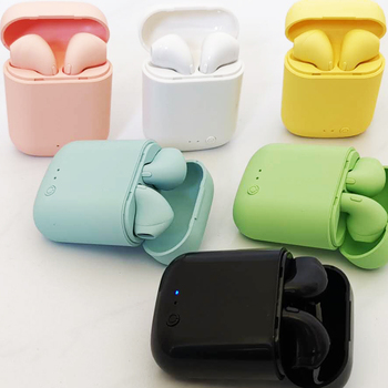 new Mini-2 TWS Wireless Earpiece Bluetooth 5.0 Earphones sport Earbuds Headset With Mic For iPhone Xiaomi Samsung Huawei Phone 2