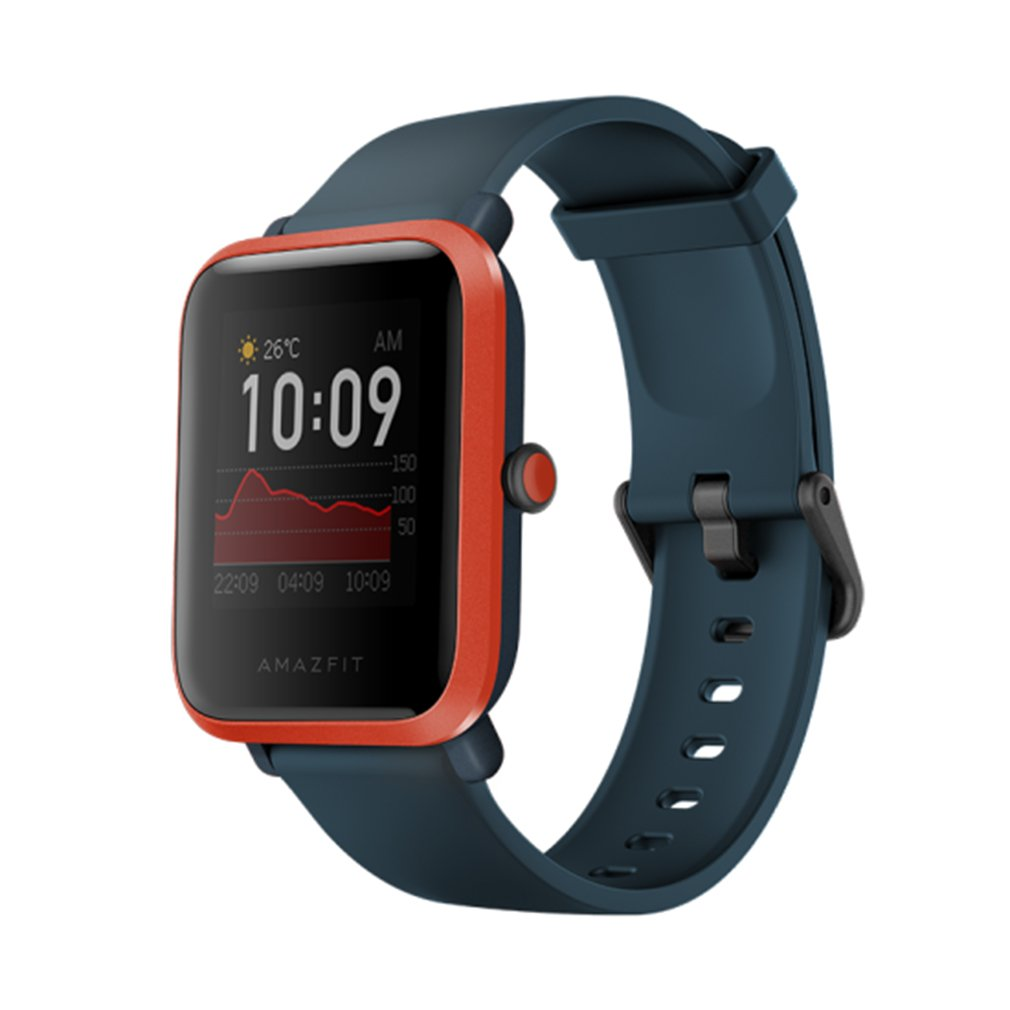 Smart Sports Watch Youth Edition 1S Gps Positioning 30-Days Battery Life Sleep Monitoring Information Notification