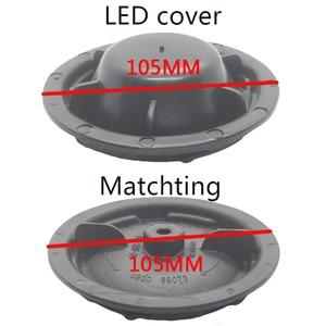 Image 5 - 1 pc 전구 액세스 커버 전구 보호대 헤드 라이트의 후면 캡 Xenon lampLED Bulb extension Chevrolet Cruze 18555900 용 먼지 커버