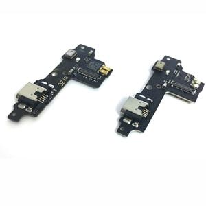 Image 2 - Orijinal ZTE Blade V8 USB şarj portu dock konektör esnek kablo USB Jack şarj yuva konnektörü parçaları