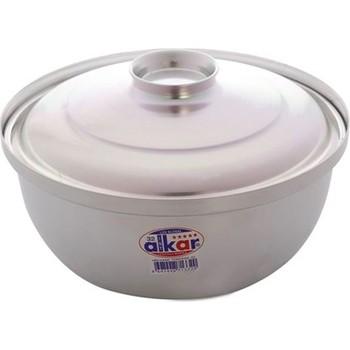 Nowoczesne Alkar aluminiowe naczynia Helvane 28 cm сковорода utensílios de cozinha сковорода с крышкой кастрюля tanie i dobre opinie PACEDA