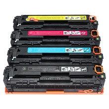 Compatible CE310A CE311A CE312A CE313A 126A Color Toner Cartridge Replacement LaserJet Pro M275mfp M175a M175nw Laser Printer 1set laser printer toner cartridge ce310a ce311a ce312a ce313a compatible for hp laserjet cp1025 1025nw m175a m275 m175nw