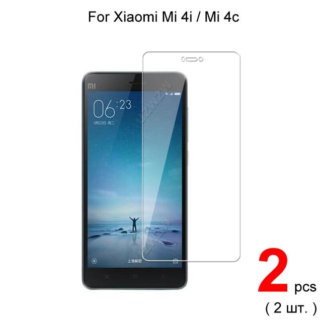 Dla Xiaomi Mi 4i Mi 4C Premium 2.5D 0.26mm szkło hartowane Screen Protector dla Xiaomi Mi4i Mi4c Mi 4C szkło ochronne