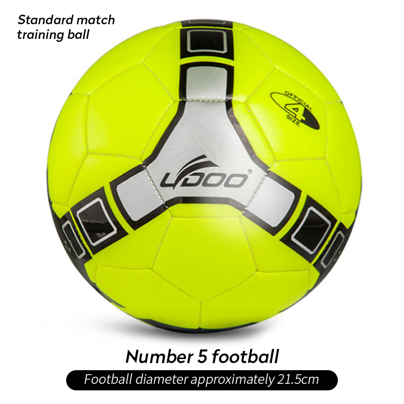 2019 Professional Match Football Official Size 4 Size 5 Soccer Ball PU Premier Football Sports Training Ball Voetbal Futbol Bola