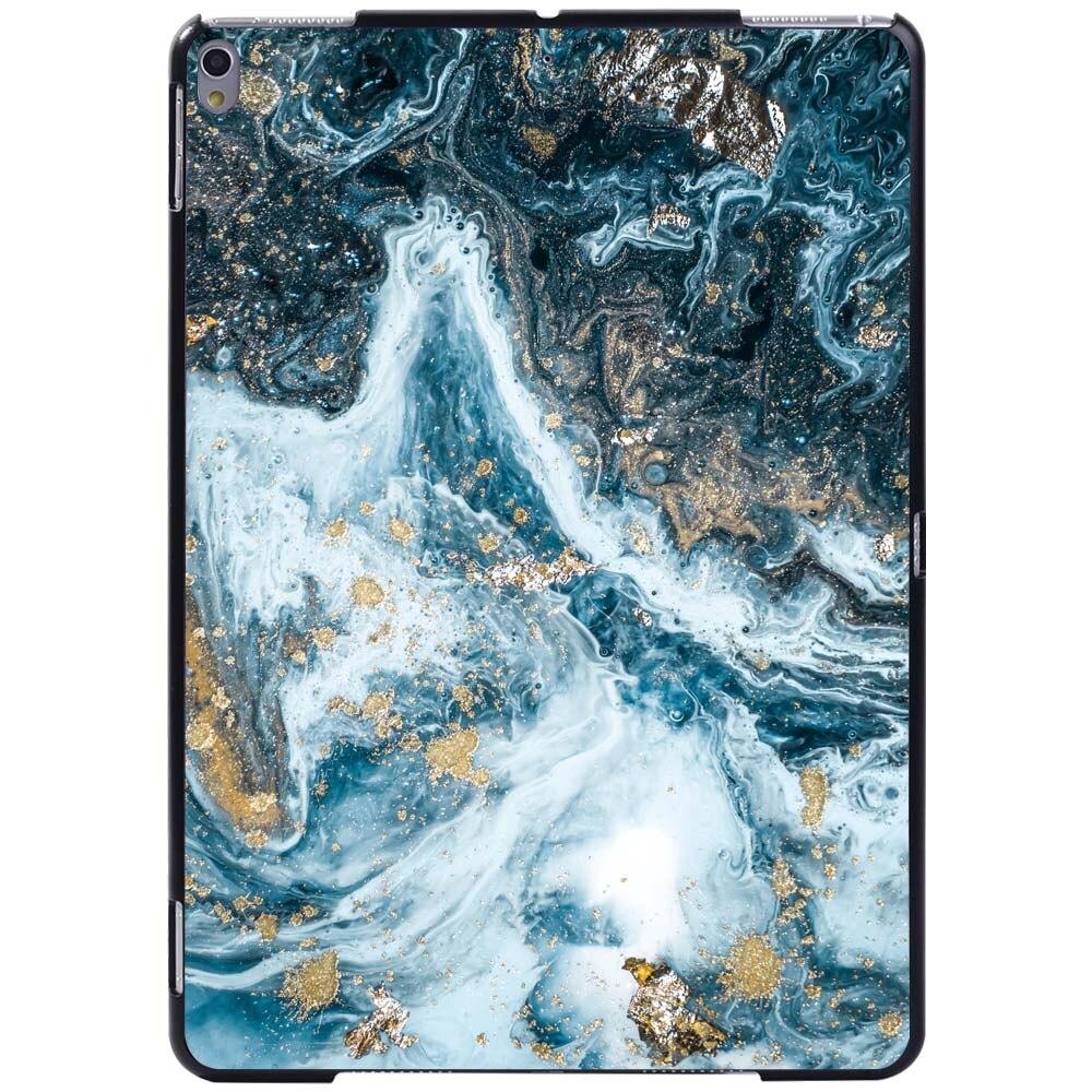 8 Slim Marble Printed Generation) Apple (8th 2020 8 10.2