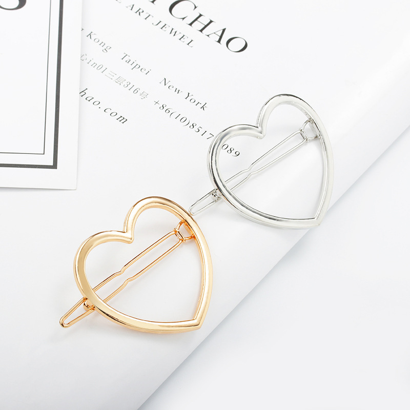 1 PC Fashion Women Girls Hairpins Hair Clips Delicate Decorations Jewelry Accessories Headwear