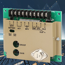 DC 24V Governor Speed Control Board Controller Generator Set Accessories цена 2017