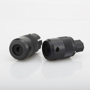 Image 5 - VB0109 High End Rhodium Plated EUR Schuko EU Power Plug & IEC Connector plug